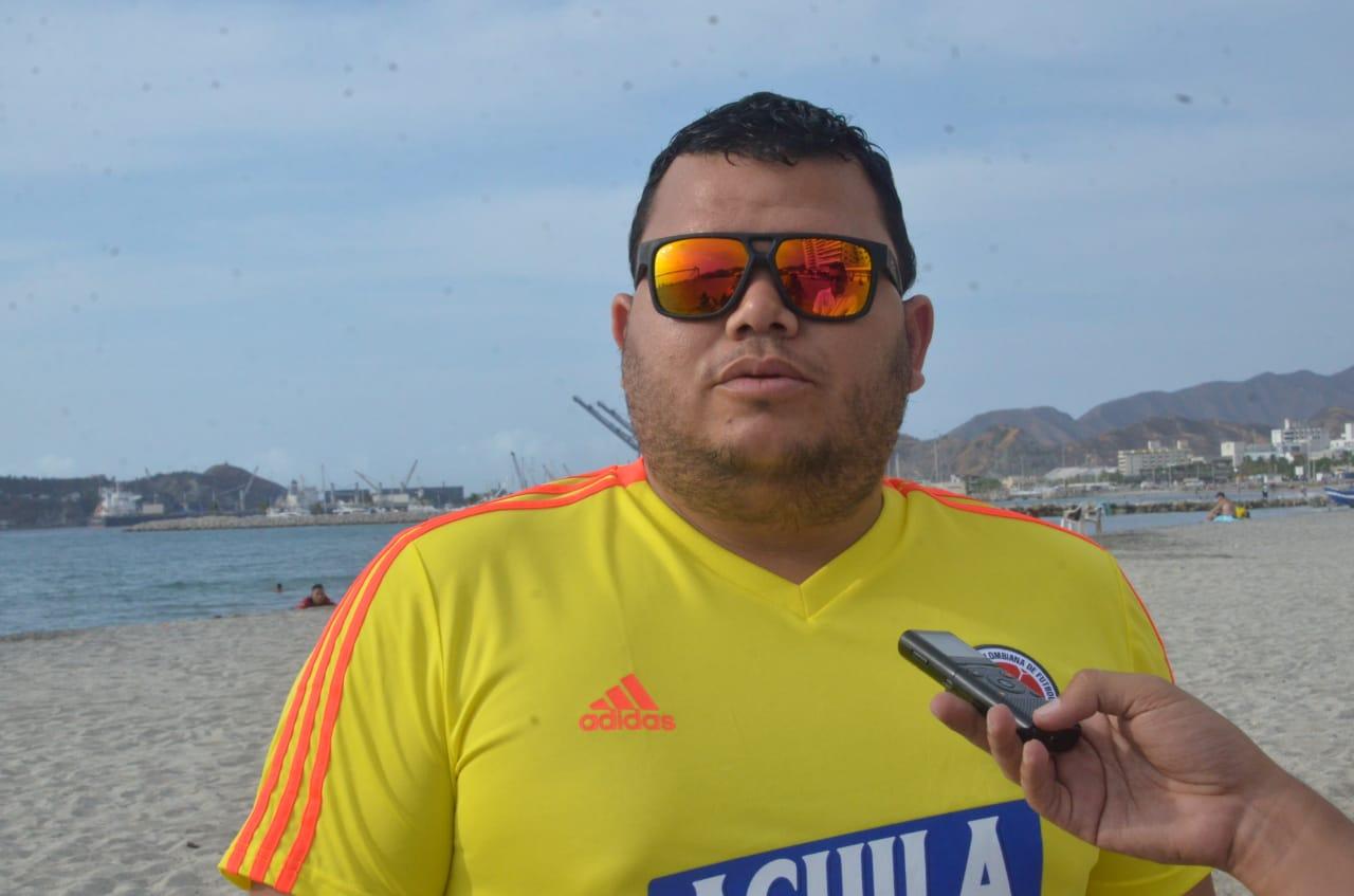 El estratega del elenco nacional lamentó que el jugador Pulido se perdiera el Suramericano.