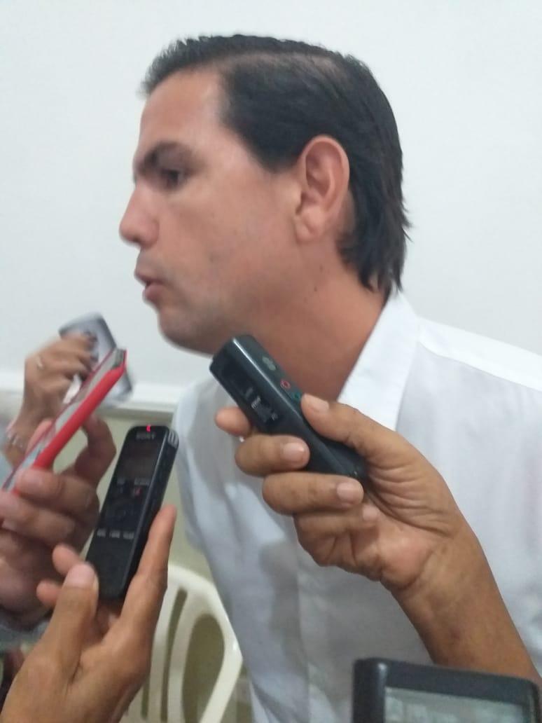 El exdiputado 'Chelito' Dávila.