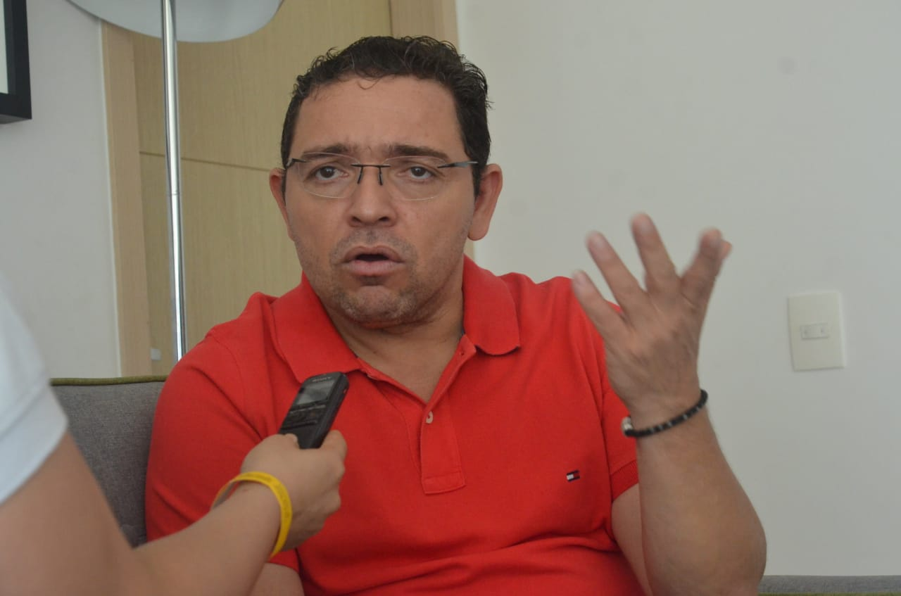 Rafael Alejandro Martínez, alcalde electo de Santa Marta