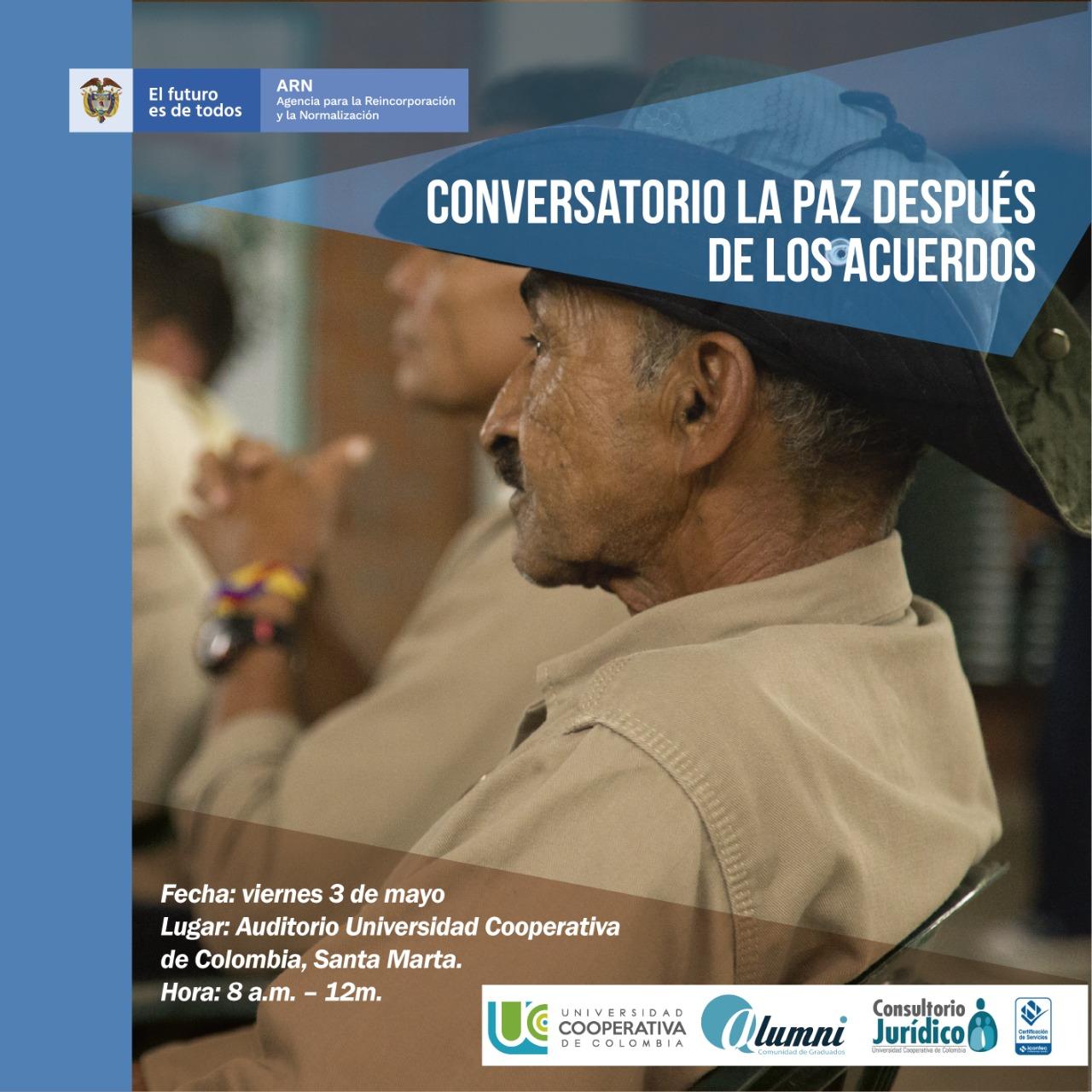Conversatorio sobre la paz