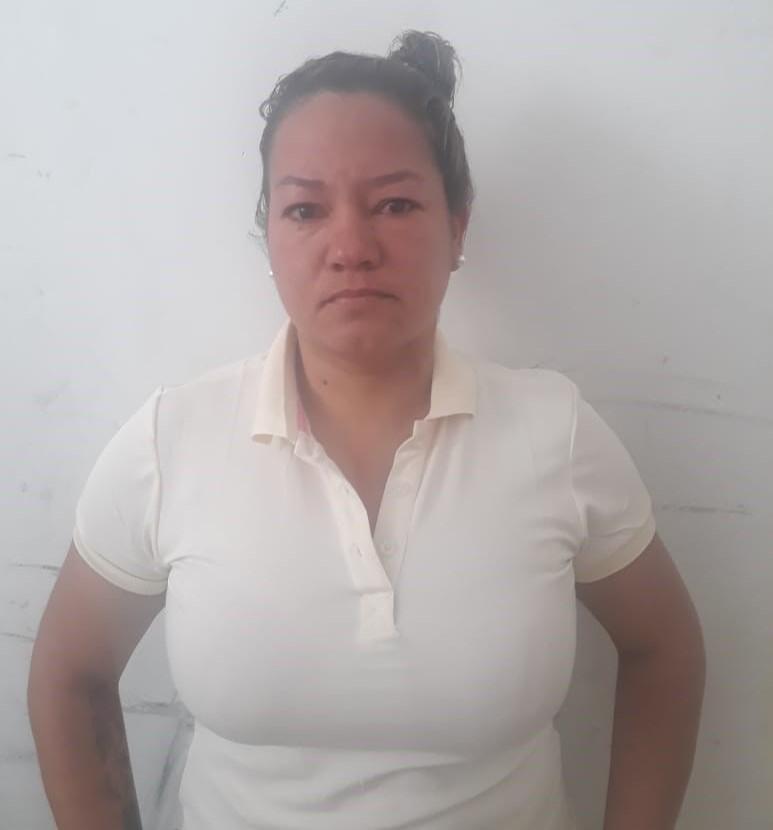 Lucia Karine Urrea Usma, de 34 años, conocida con el alias de 'Luci'