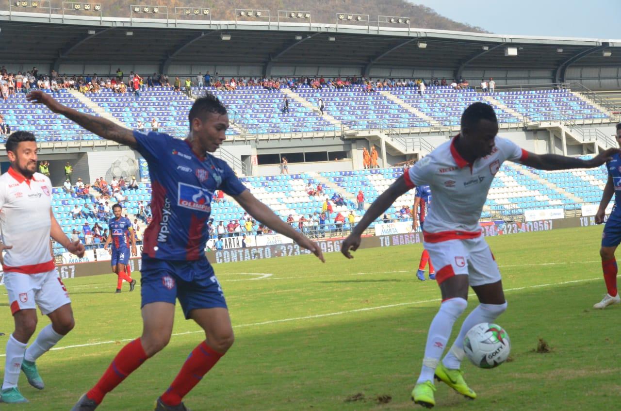 En el último partido como local, el goleador Márquez volvió al gol, en esa oportunidad marcó doblete.