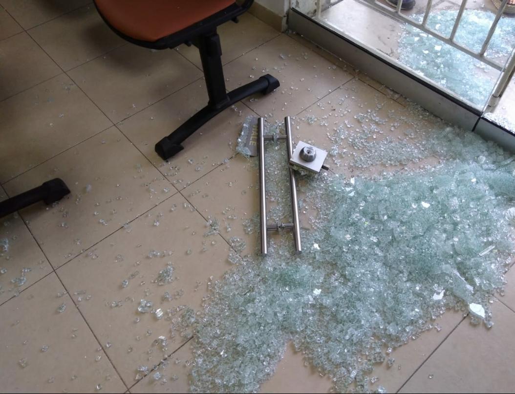 Las autoridades competentes ya tienen conocimiento de lo ocurrido.