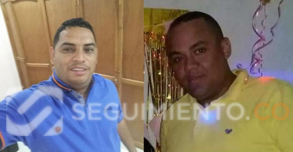 José Antonio Gutiérrez y Kenelty González víctimas de atentado