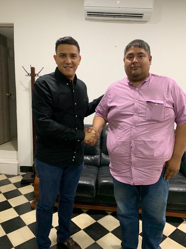 Víctor Camargo es la persona que habían nombrado como nuevo director del SETP, y a quien ya le revocaron su nombramiento.
