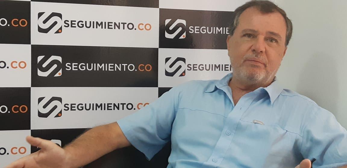 César Riascos fue secretario de Gobierno y director del Dadma (actualmente Dadsa) en la administración de Juan Pablo Díaz Granados.