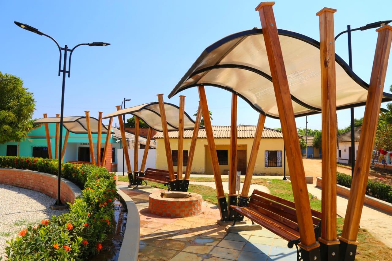 En este proyecto se contempla, además, la construcción de esculturas emblemáticas, zonas verdes y senderos peatonales.