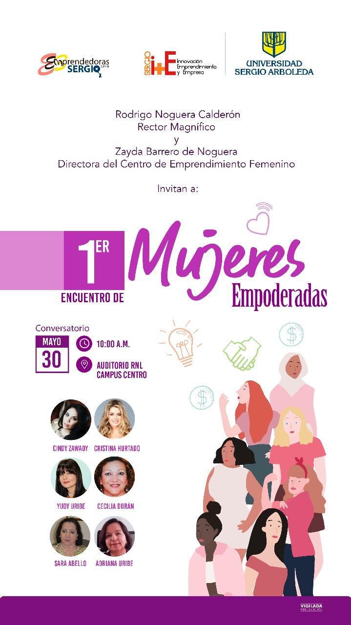 I Encuentro de Mujeres Empoderadas