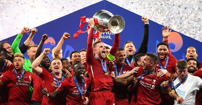 Un año después de ser destrozado en Kiev, la suerte le devolvió al Liverpool lo que entonces le pudo quitar.
