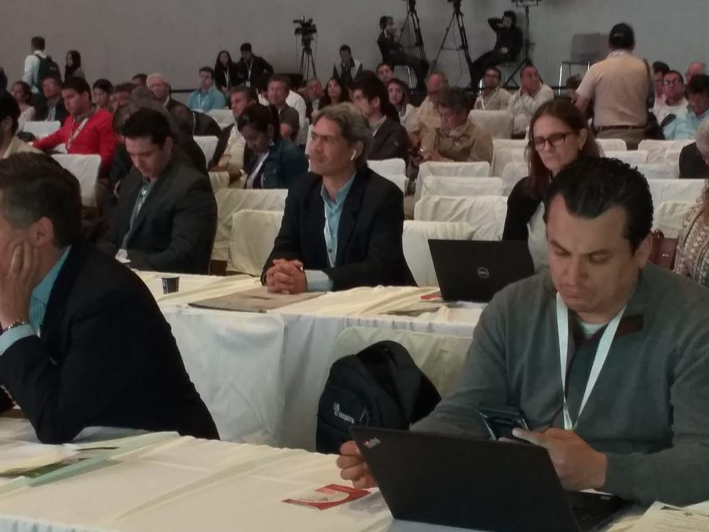 El secretario de Desarrollo Económico del Magdalena participó en el Congreso Nacional de Palmeros.