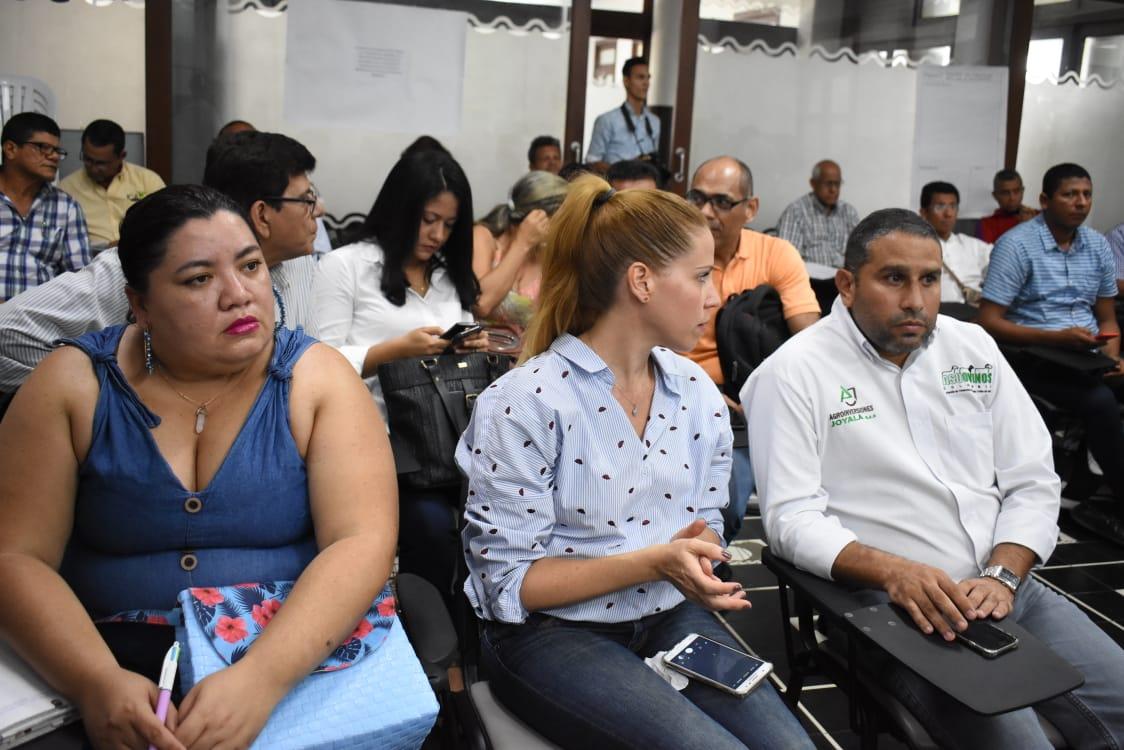 Se mostraron los avances en la socialización del Plan de Extensión Agropecuaria del departamento del Magdalena.