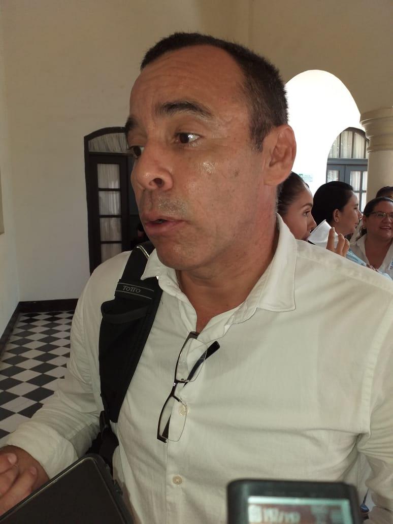 Torres señaló que Aguas del Magdalena se convirtió en una bolsa de empleo.