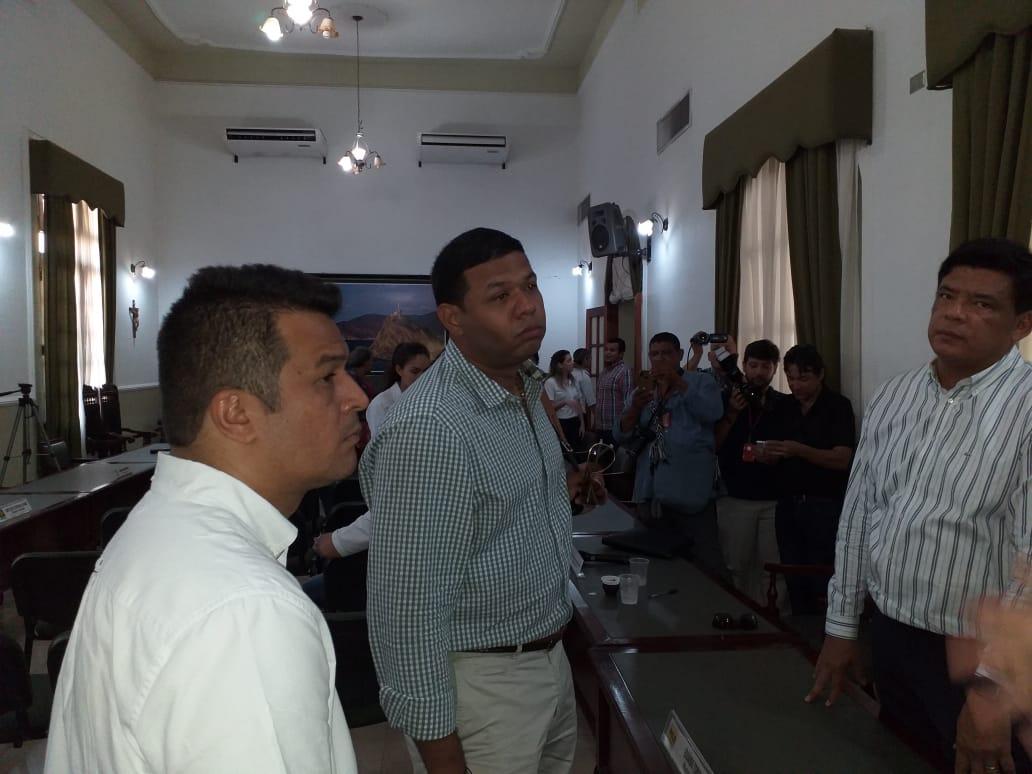 El Gerente de Aguas del Magdalena detalló los proyectos que han venido ejecutando.