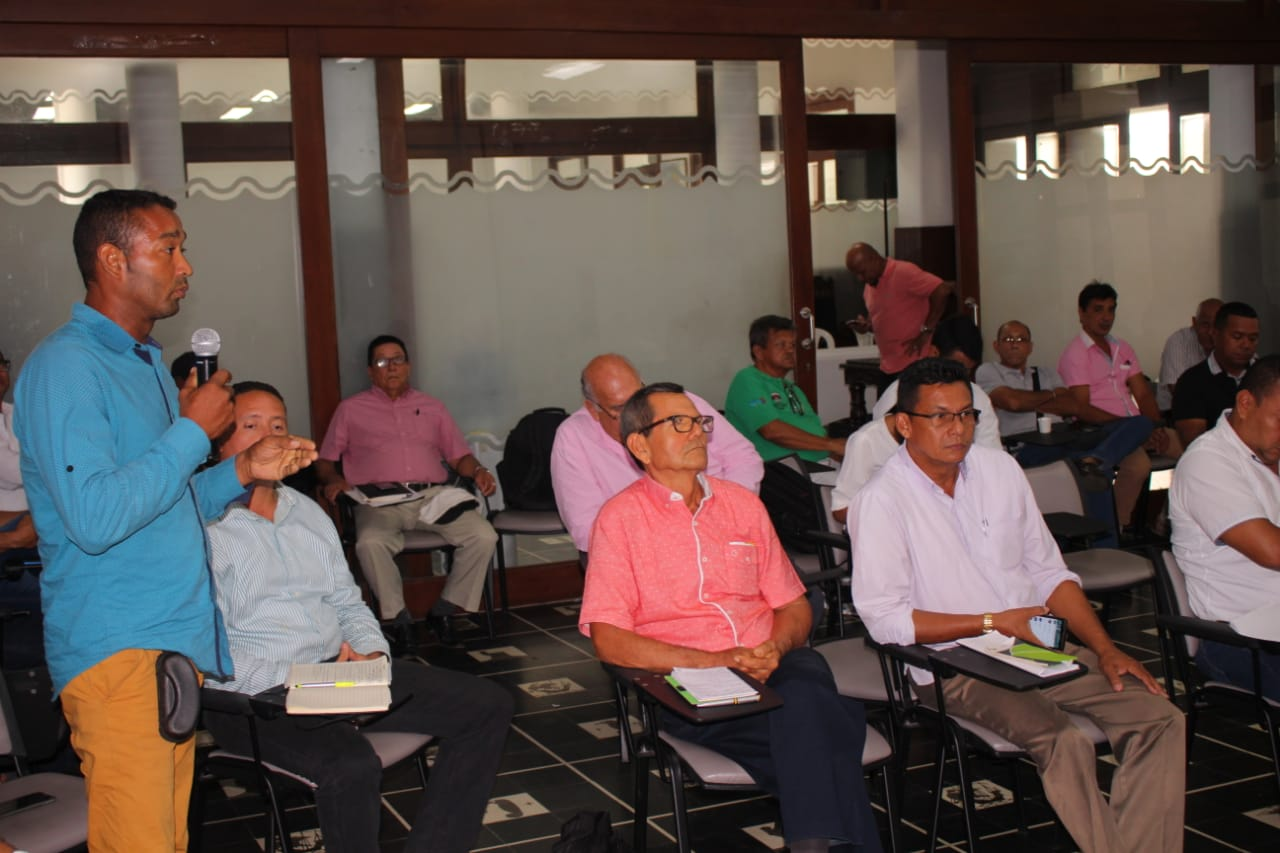La formulación del Plan de Extensión Agropecuaria requiere del cumplimiento de diferentes fases.