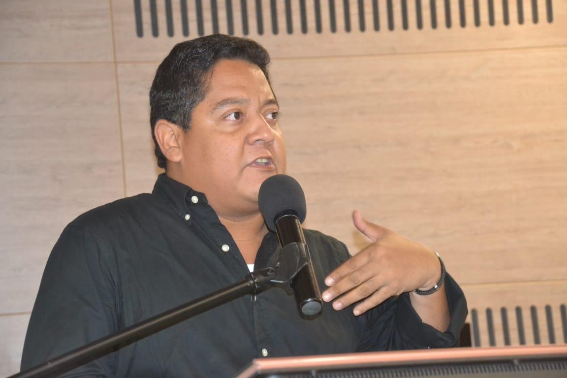 Lucas Gutiérrez, director de Santa Marta Cómo Vamos.