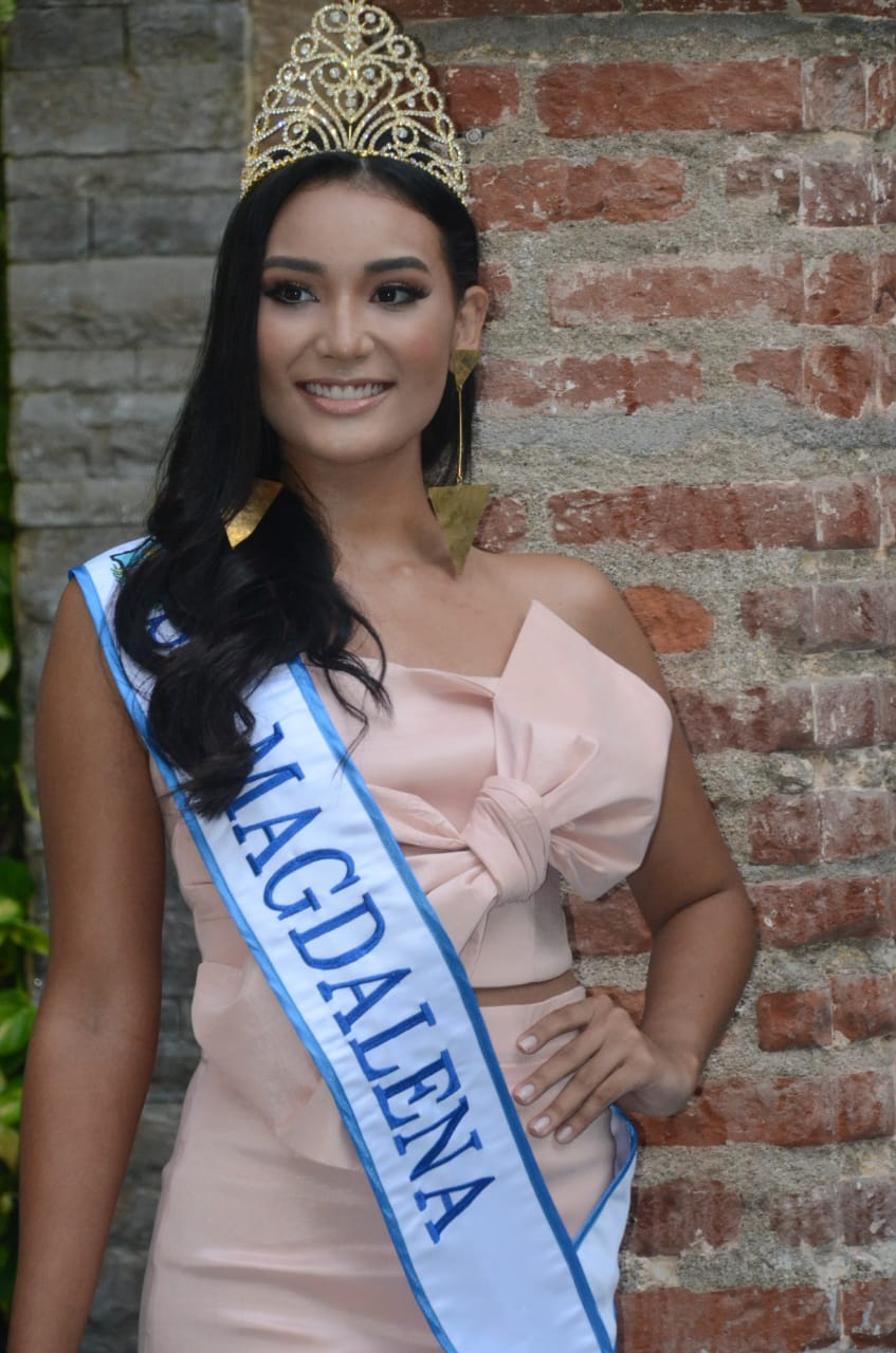 Esta samaria de 20 años representará a la mujer magdalenense en el Concurso Nacional de Belleza