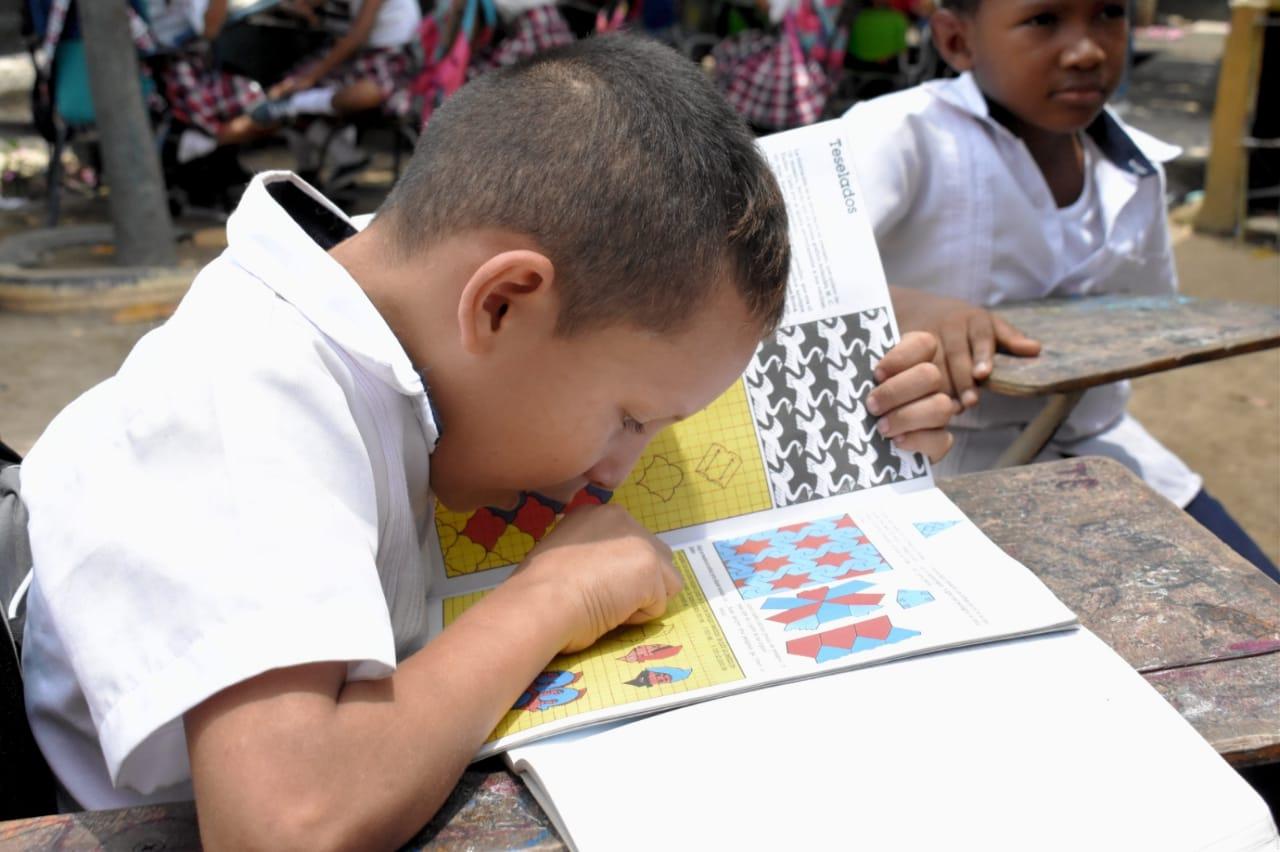 La administración departamental ha realizado diferentes proyectos en el tema educativo.