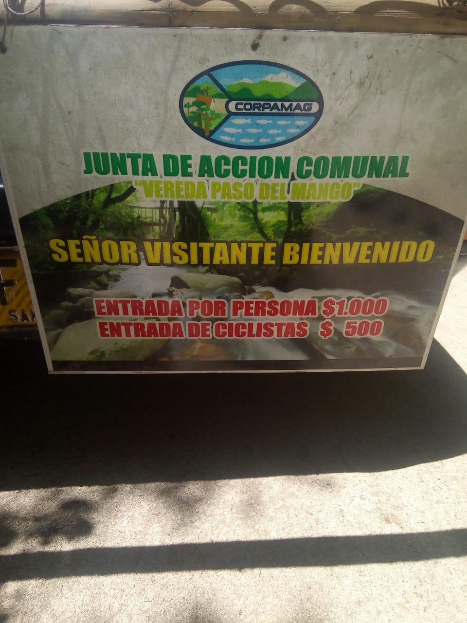 Avisos que usan sin consentimiento el logo de Corpamag