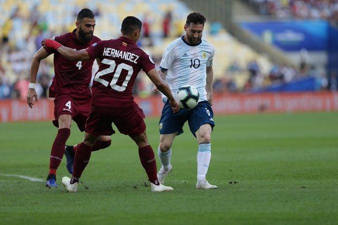 Messi y su 'Albiceleste' ahora buscarán ante Brasil regresar a su tercera final en línea.