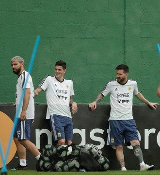 Messi intentará llevar a Argentina a su tercera final en línea.