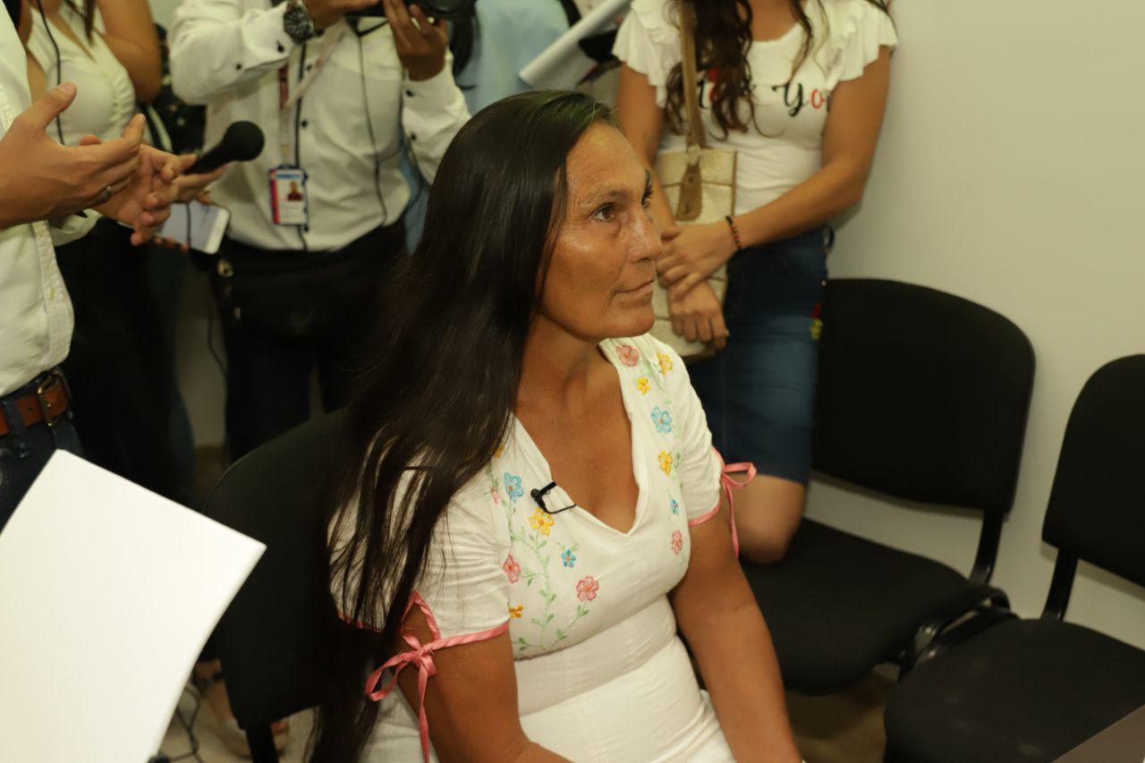 Hilda María