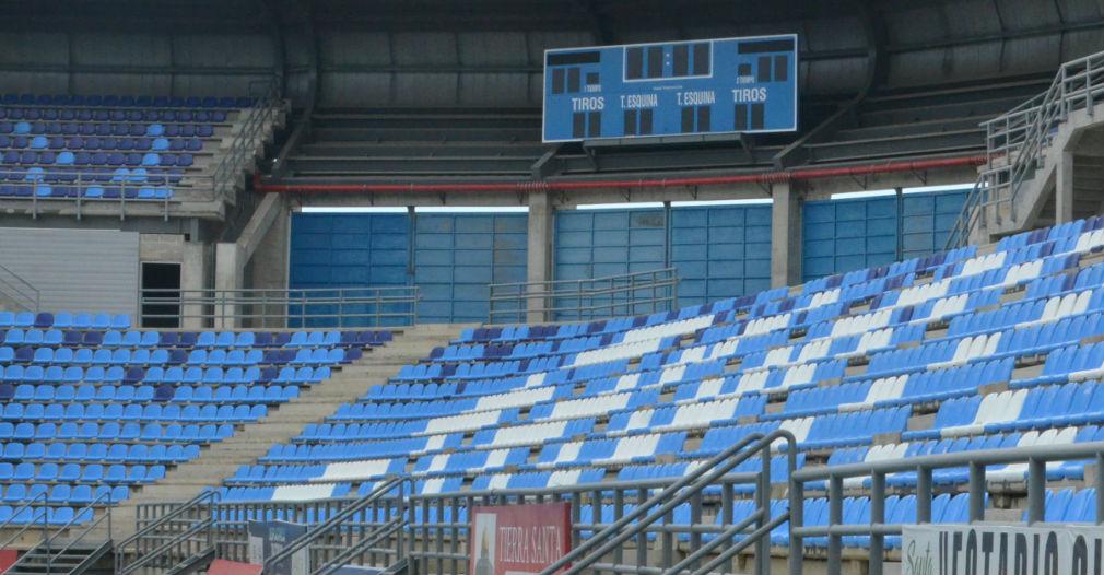 El tablero solo sirvió durante los Juegos Bolivarianos.