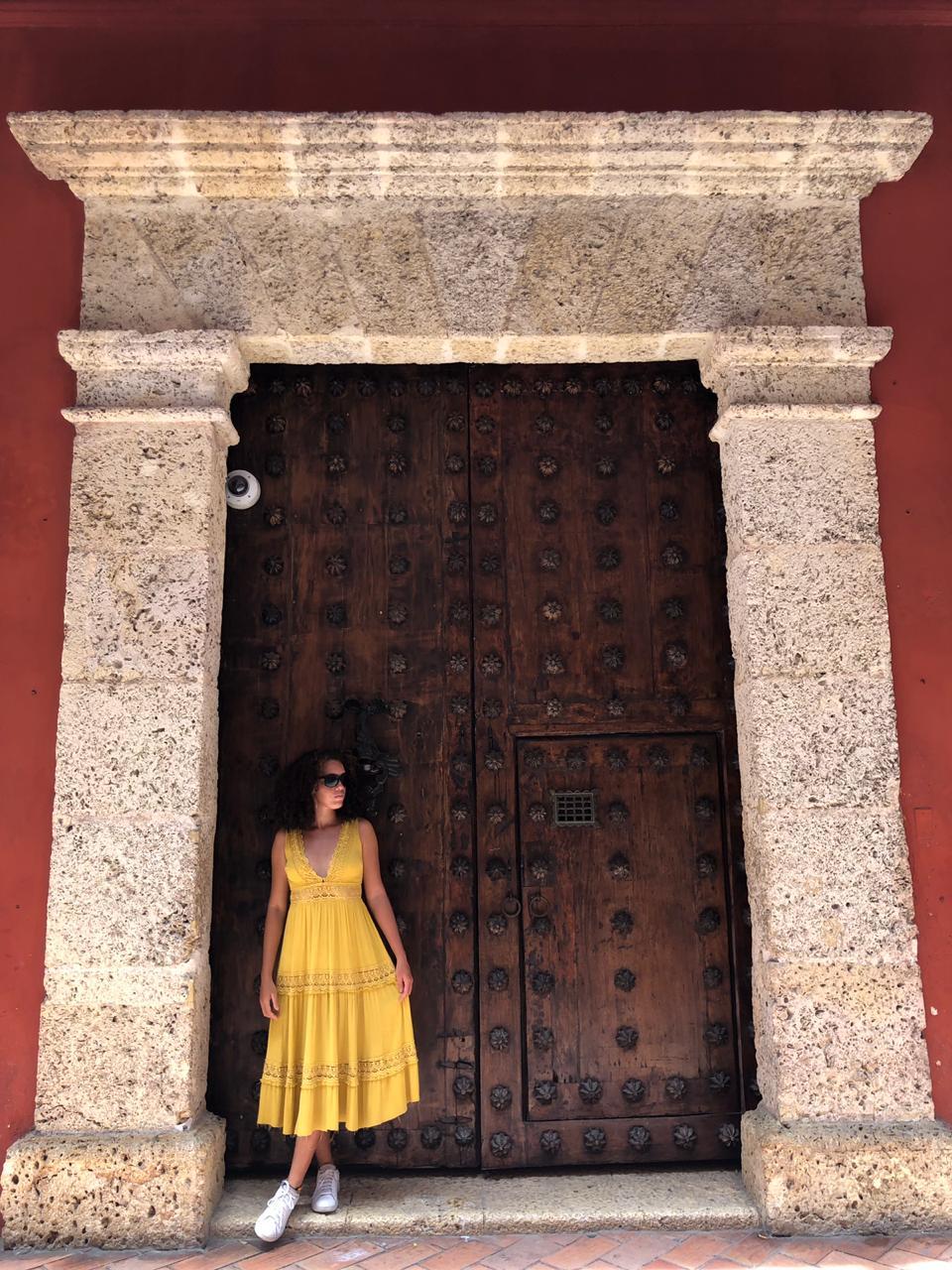 Kaysha Kristine Smith Howard, Señorita San Andrés