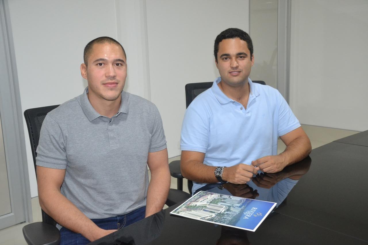 Socios, amigos y colegas: Francisco Infante y Carlos Diaz Granados