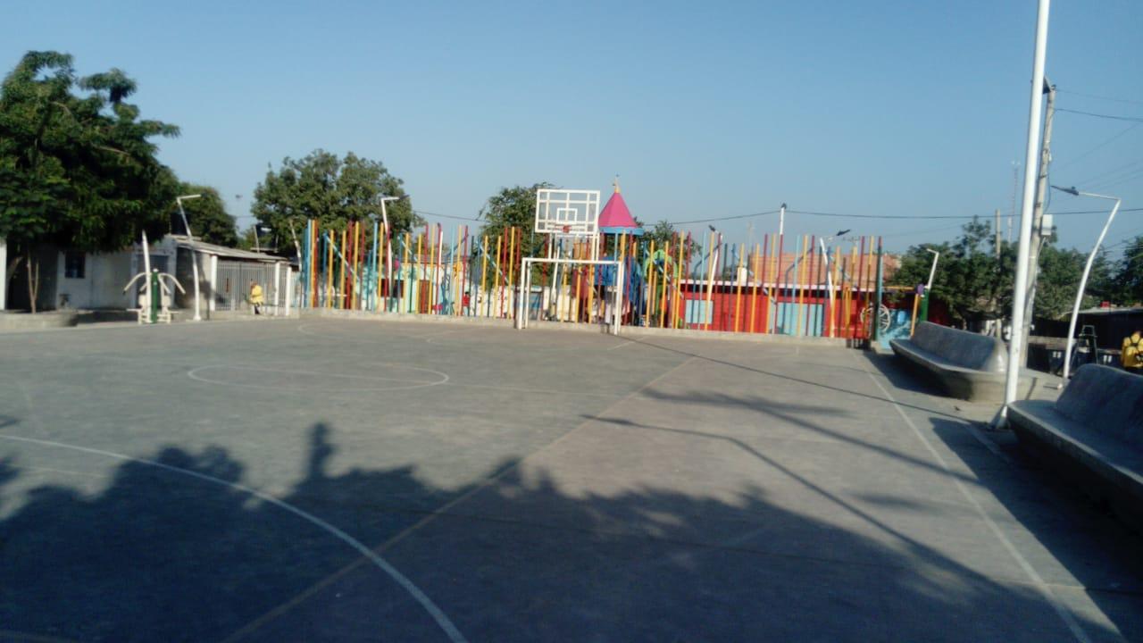 Parque limpio