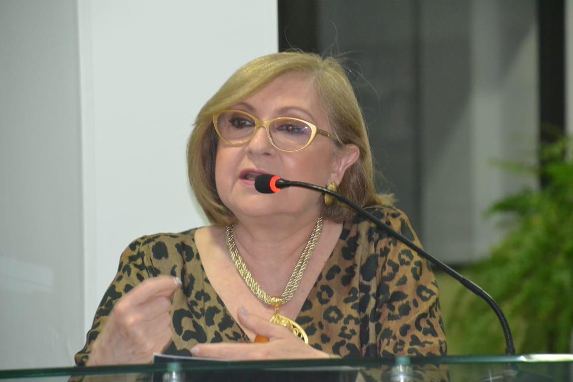 Adriana Santarelli Franco, directora del Campus Santa Marta