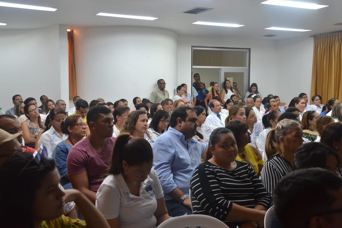 En la tarde de este miércoles se llevó a cabo el acto de rendición de cuentas de la gestión del 2018 del 'Julio Méndez Barrenche'.
