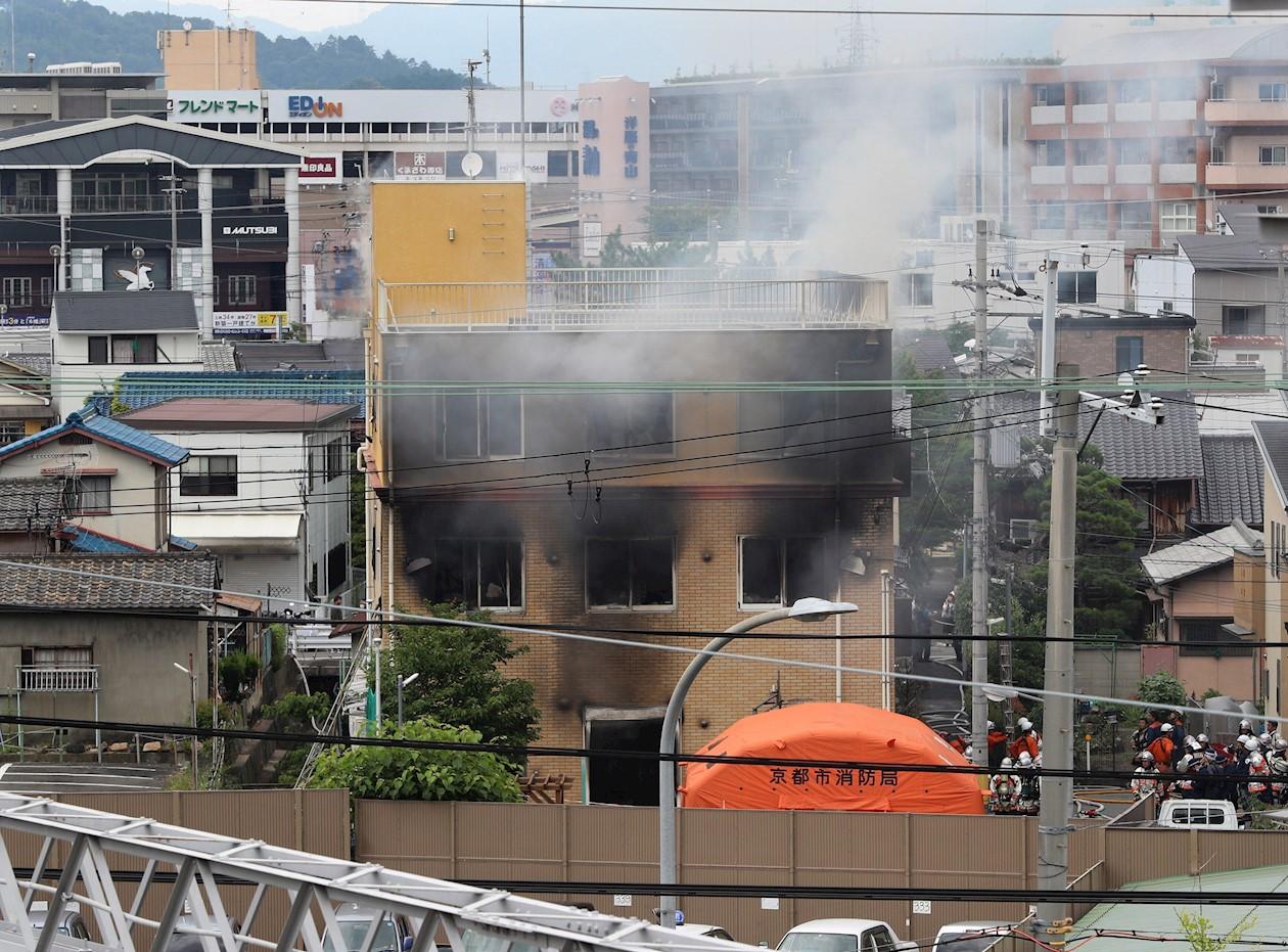 Tragedia en Japón