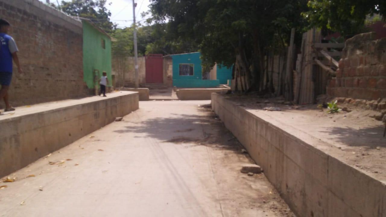 El hecho se registró en la calle 10 con carrera 53 del sector Ondas del Caribe.