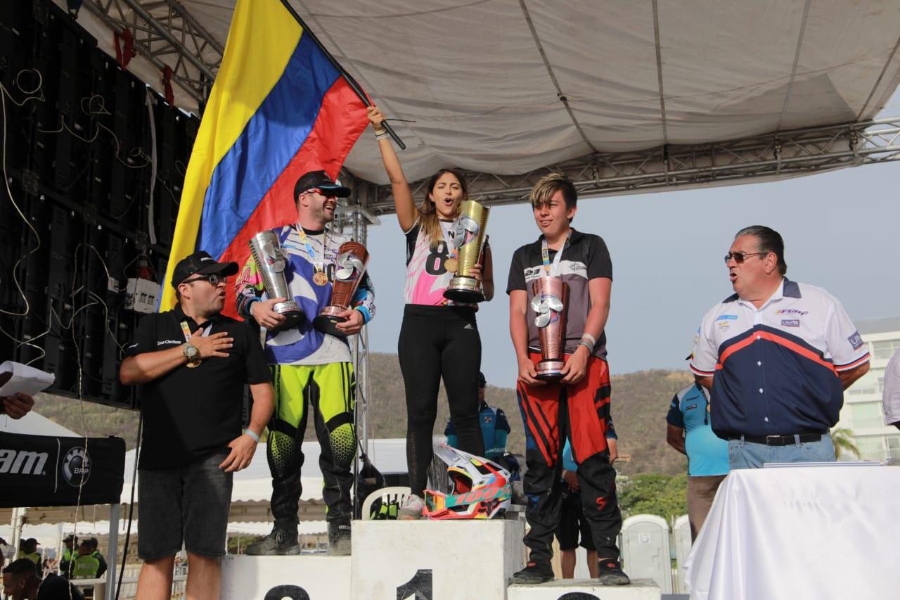 Colombia demostró su crecimiento en este deporte.