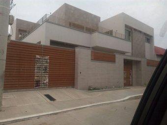 Esta fue la lujosa casa que se construyó Carlos Caicedo mientras era alcalde de Santa Marta, después de decir que estaba quebrado económicamente.