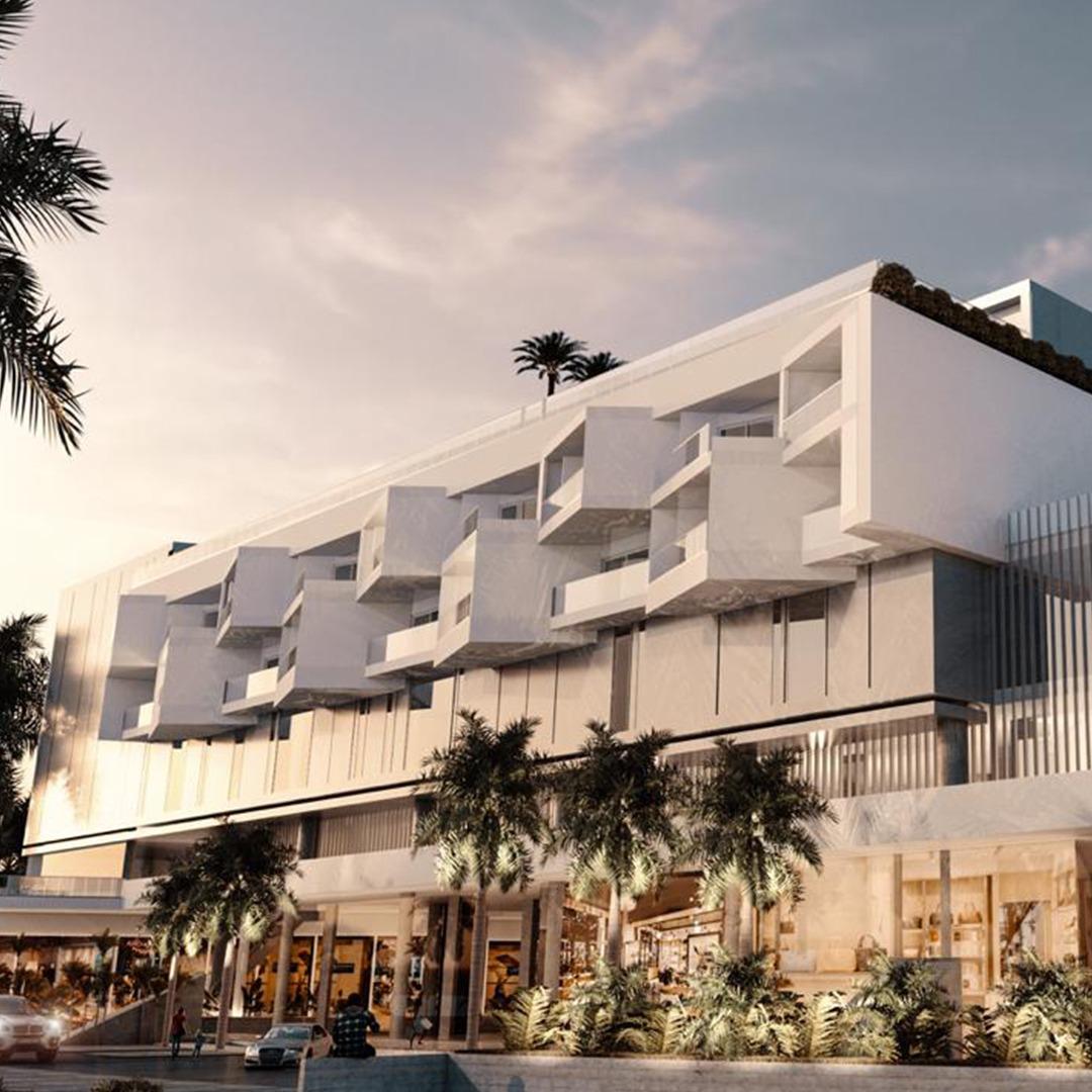 Riviera Plaza, le cambiará la cara a Santa Marta