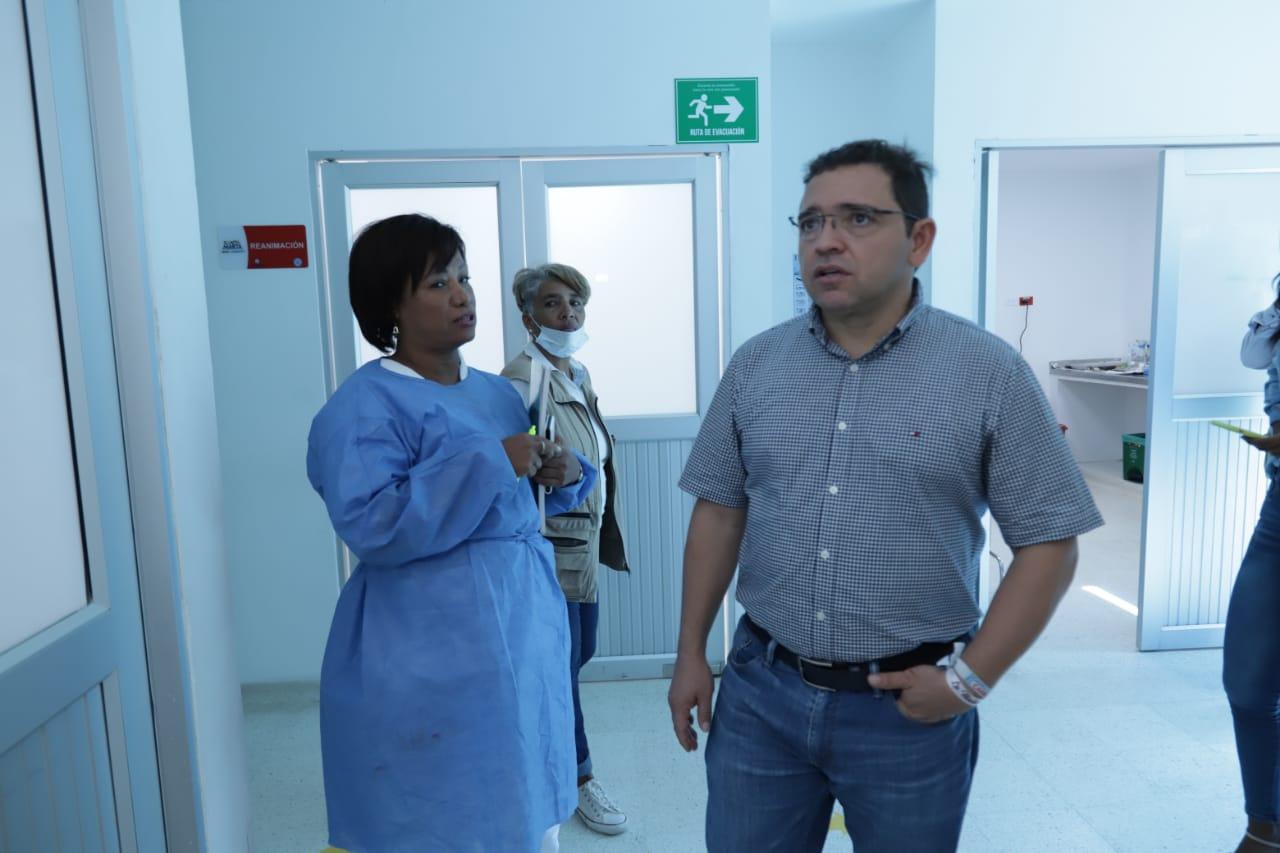 Rafael Martínez y Rosalba Peralta.