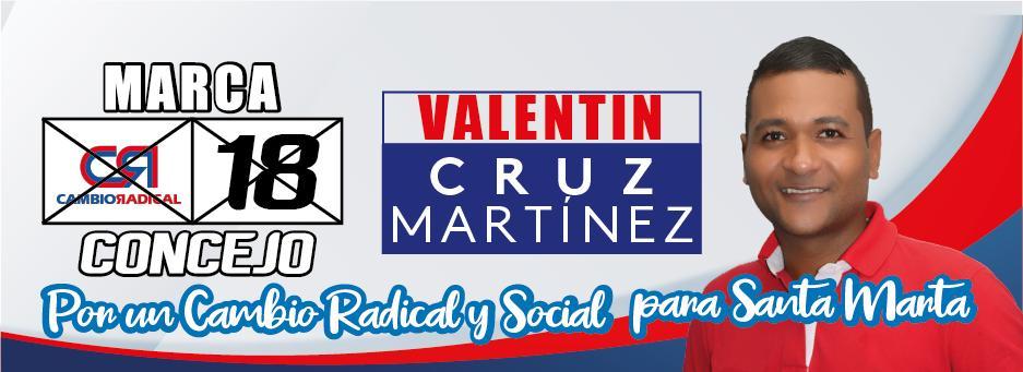Publicidad del candidato