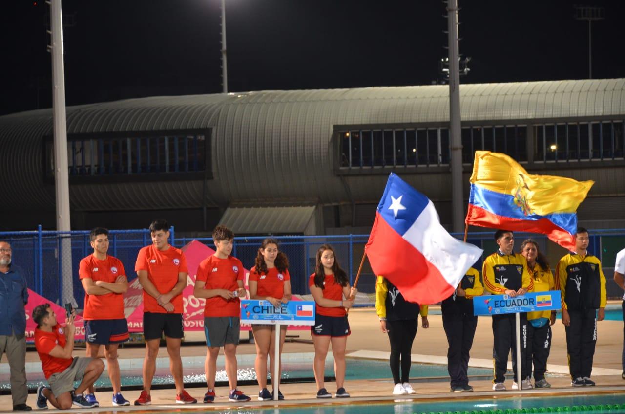 Siete países actúan en el Campeonato Panamericano.