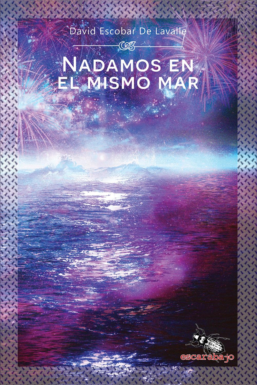 Nadamos en el mismo amor es el nombre del libro.