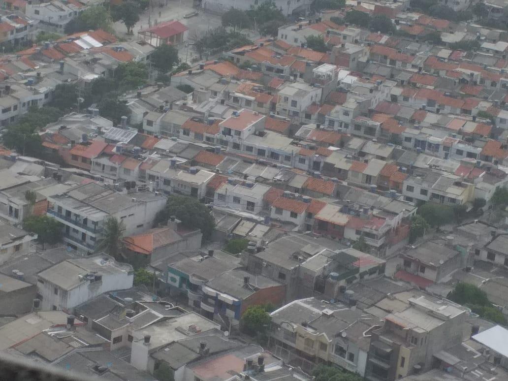 Sobrevolaron la zona rural de la Sierra Nevada de Santa Marta, las veredas de Machete Pelao, Orinoco, El Sol, Ciénaga, Don Jaca, Puerto Mosquitos y diferentes partes del Distrito.