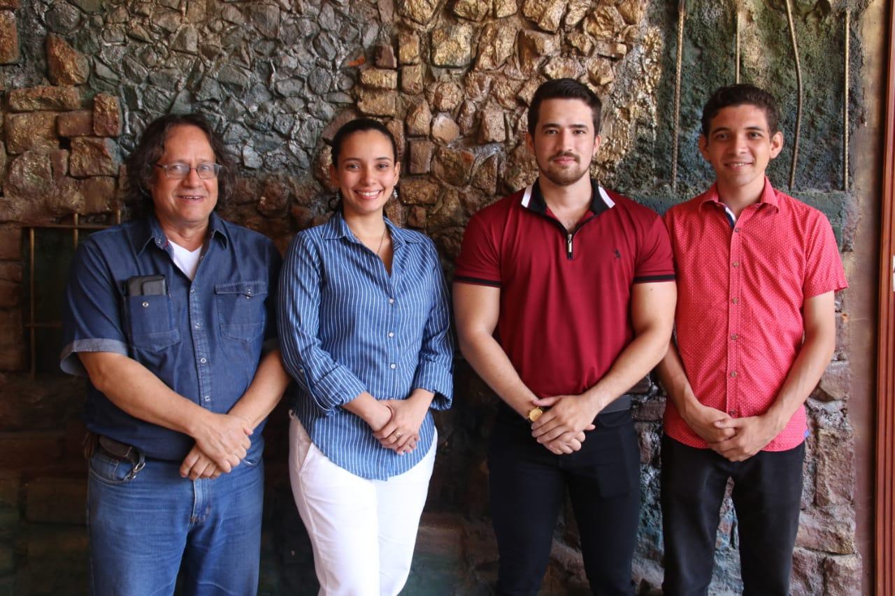 Miembros del Grupo de Investigación Magma de la Universidad del Magdalena fueron los creadores del dispositivo.