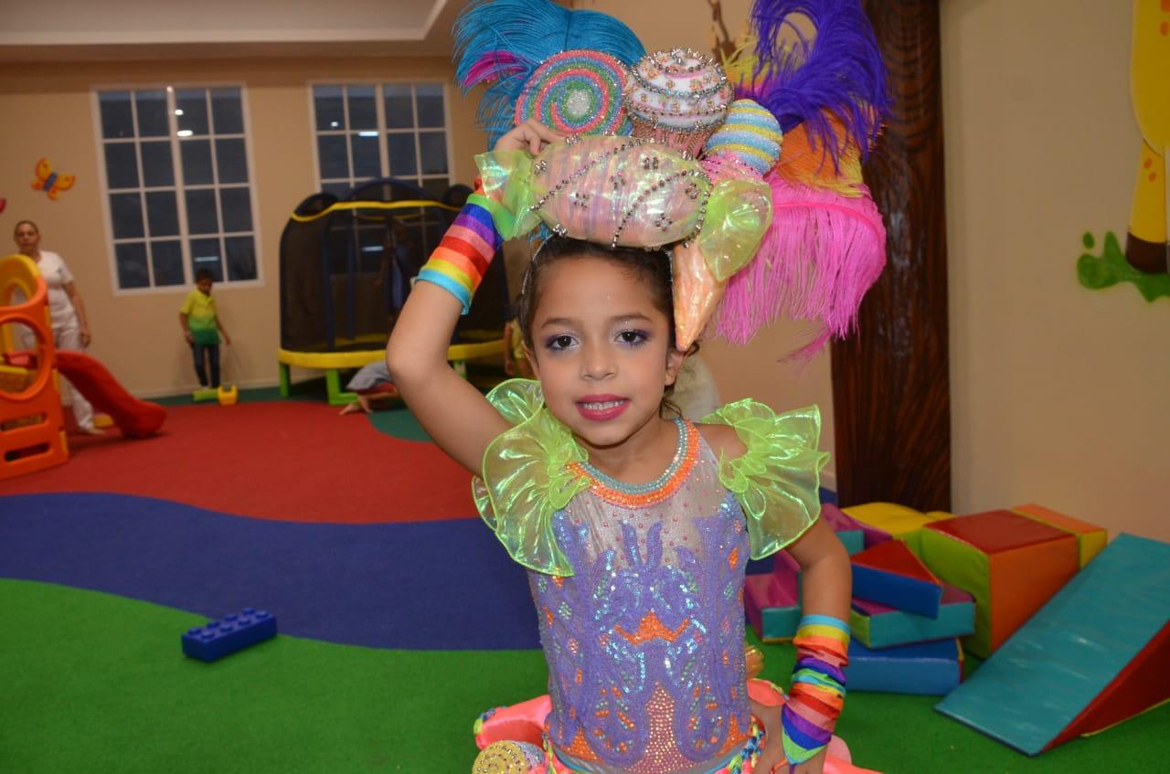 Sarah Ahmad Donado, Capitana Pre-Infantil