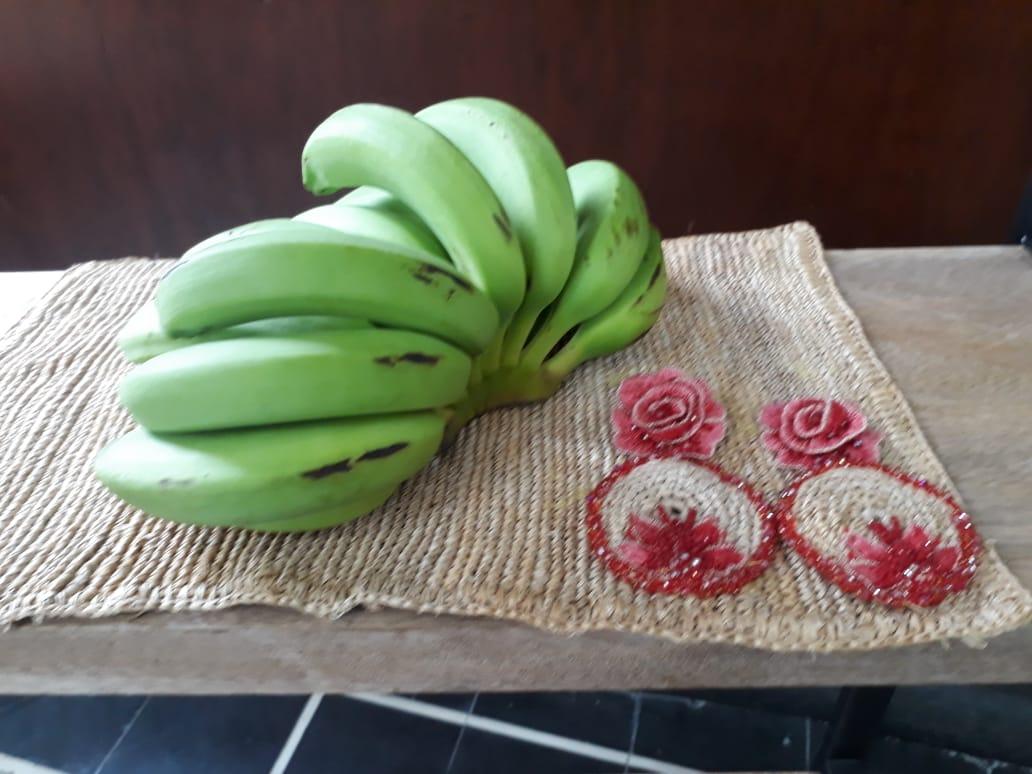 Productos realizados a base de la cáscara del banano