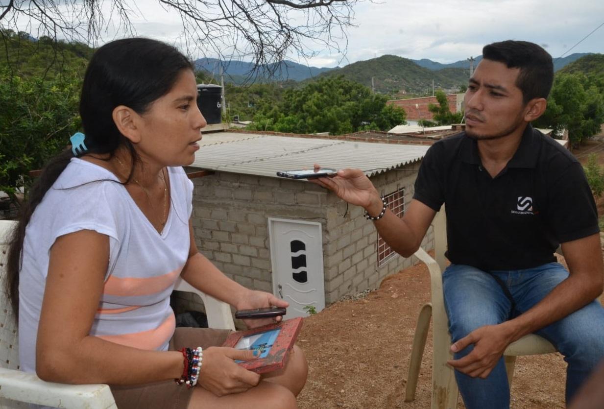 Yuliana Sanguino, en entrevista con Seguimiento.co.