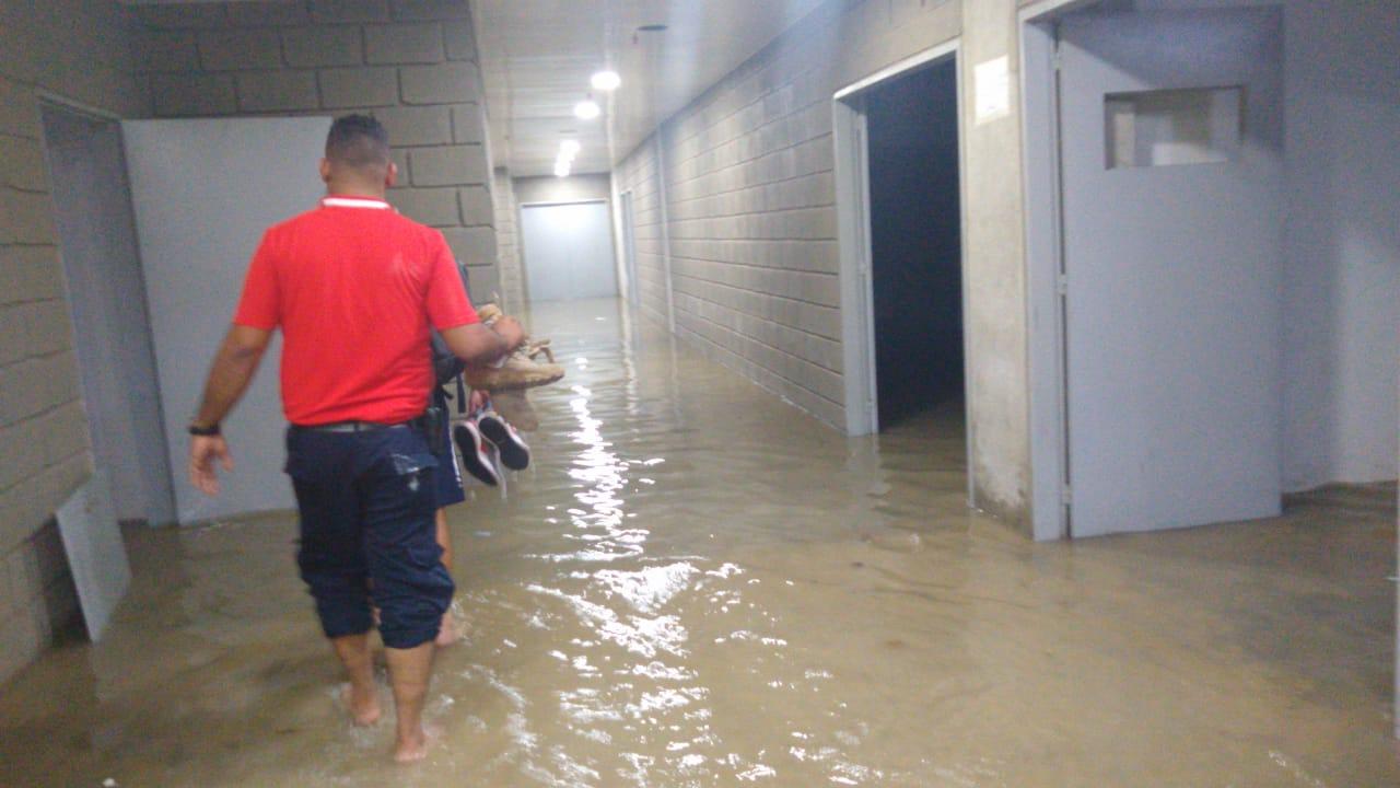 Inundación del Sierra Nevada