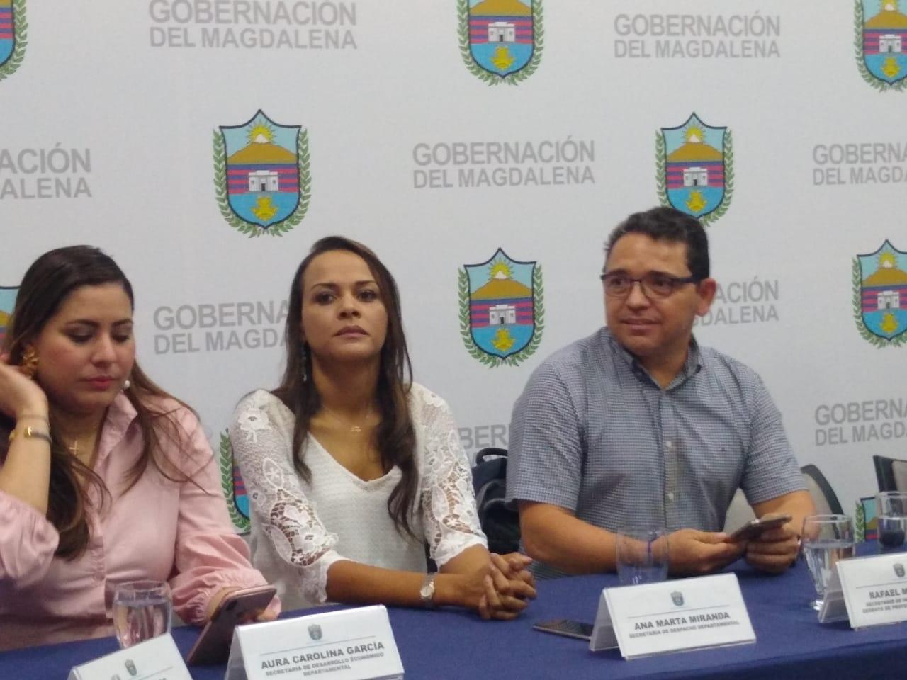 Rafael Martínez, de alcalde a secretario del Despacho de Caicedo.