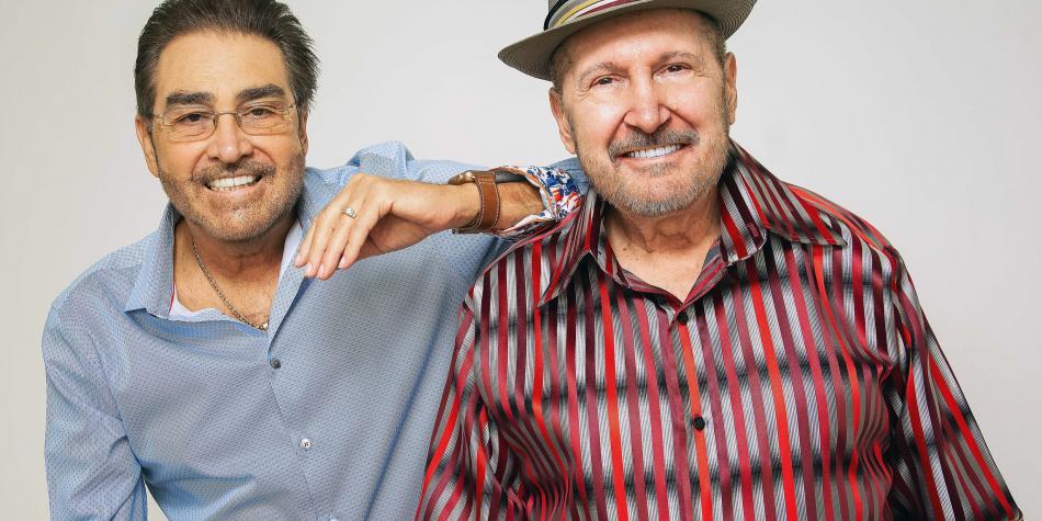 Hansel y Raul, artistas internacionales.