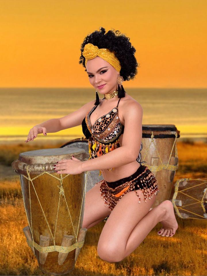 Reina de los Carnavales de Aracataca