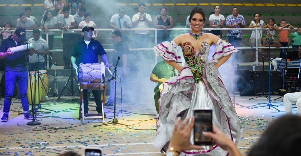La Reina Central ha preparado un gran show para los cienagueros